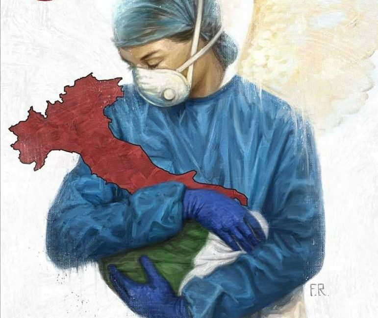 coronavirus-infermiera-culla-Italia